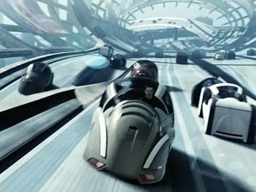 influence2 - Así iban a ser los coches del futuro, según la ciencia-ficción