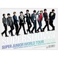 [Download] (Album) Super Junior – Super Junior World Tour 'Super Show 4′ (3CD)