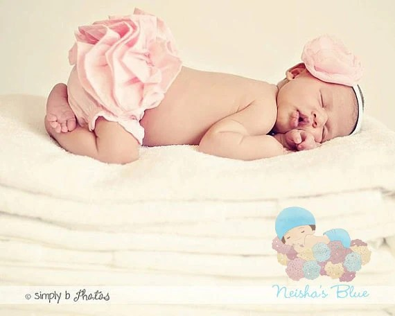 Diaper Covers, Pink Ruffle Diaper Cover, Child Baby Bloomer Panty, Newborn Bloomers, Diaper Covers, Photography Prop