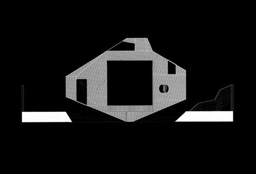 Casa Y2K (fachada). Cortesia de OMA