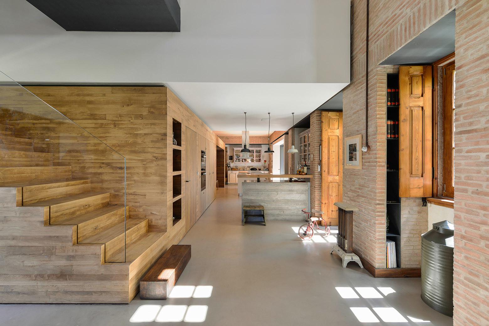 House in Estoril, Ricardo Moreno Arquitectos (vue rez-de-chaussée)