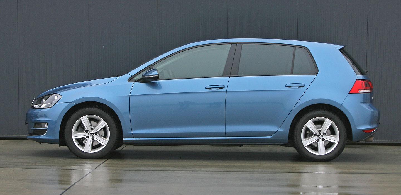Test Toyota Auris 16 Vs Volkswagen Golf 14 TSI