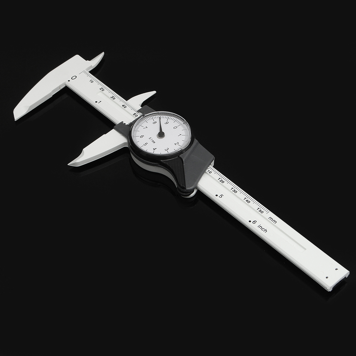150mm Scale Dial Vernier Caliper Metric Measurement