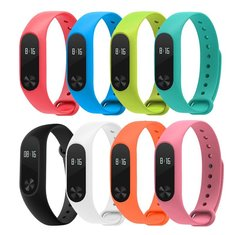 Smart Replacement Silicone Wrist Strap WristBand Bracelet for XIAOMI MI Band 2