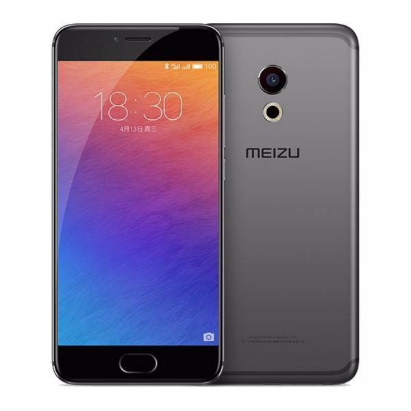banggood MEIZU PRO 6 MTK6797 Helio X25 2.5GHz 10コア BLACK(ブラック)