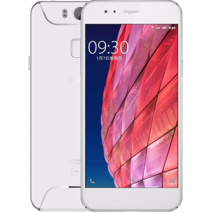 banggood Gigaset Me Snapdragon 810 MSM8994 2.0GHz 8コア WHITE(ホワイト)