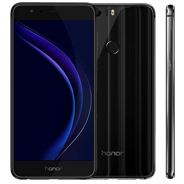 banggood Huawei Honor 8 Kirin 950 1.8GHz 8コア BLACK(ブラック)