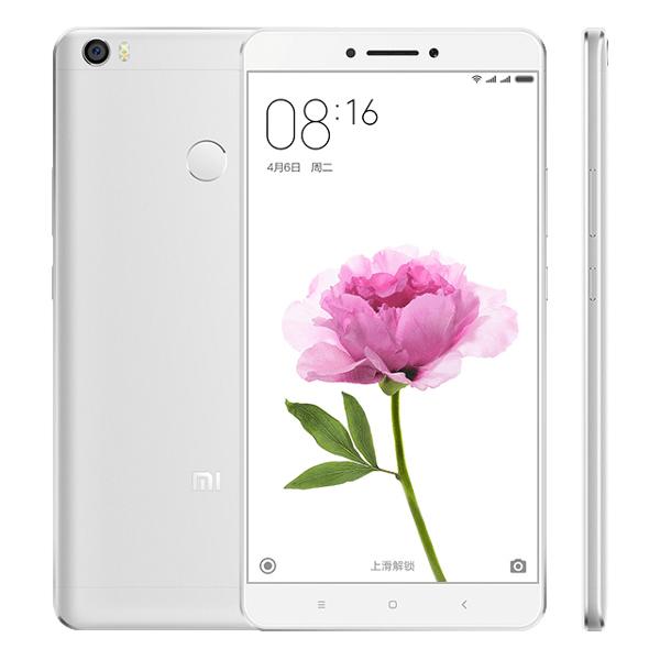 banggood Xiaomi Mi Max Snapdragon 650 MSM8956 1.8GHz 6コア,Snapdragon 652 MSM8976 1.8GHz 8コア SILVER(シルバー)
