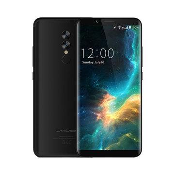 UMIDIGI S2 Lite 6.0 Inch 3D Face Unlock 5100mAh 4GB RAM 32GB ROM MT6750T Octa Core 4G Smartphone