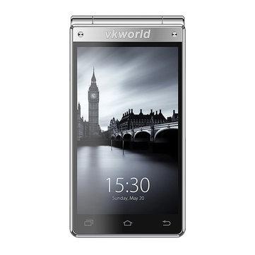 Vkworld T2 Plus Dual 4.2 Inch 3GB RAM 32GB ROM MT6737 Quad Core 1.3GHz Smartphone