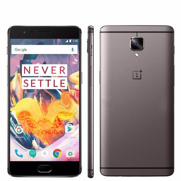 OnePlus 3T Snapdragon 821 MSM8996 Pro 2.35GHz 4コア