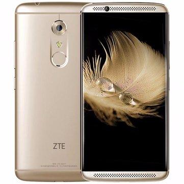 ZTE Axon 7 A2017 5.5 Inch 2K Screen 4GB RAM 128GB ROM Snapdragon 820 Quad Core 4G Smartphone
