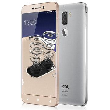 LeEco Coolpad Cool1 dual 5.5-дюймовый 3 ГБ RAM 32GB ROM Snapdragon 652 оста-core Смартфон