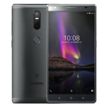 Lenovo phab2 Plus 6.4 inch Dual Rear Camera 3GB RAM 32GB ROM MTK8783 Octa Core 4G Smartphone