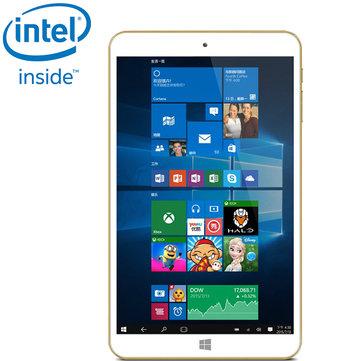 Original Box Onda V80 Plus Intel Cherry Trail Z8300 8 Inch 32GB Dual OS Tablet