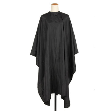 pro black barbers salon hair cutting cape us 7 44