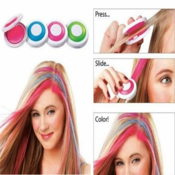 12 colors non toxic temporary hair color chalk square hair chalk us 5 95