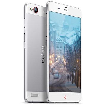 ZTE Nubia My Prague 5.2 Inch 2GB RAM 16GB ROM Snapdragon MSM8939 64Bit Octa-core 4G Smartphone