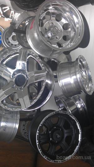 Литые диски на Toyota Land Cruiser 105, Prado, FJ - продам ...