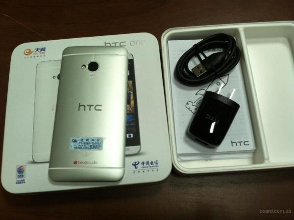 HTC One 802d cdma+ gsm - продам. Цена 5 999 купить HTC One ...