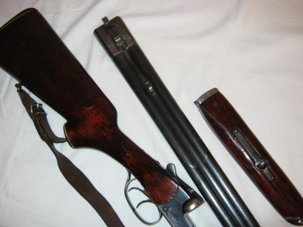 ружье иж-58 12 калибр - продам. Цена 3 500 купить ружье иж ...