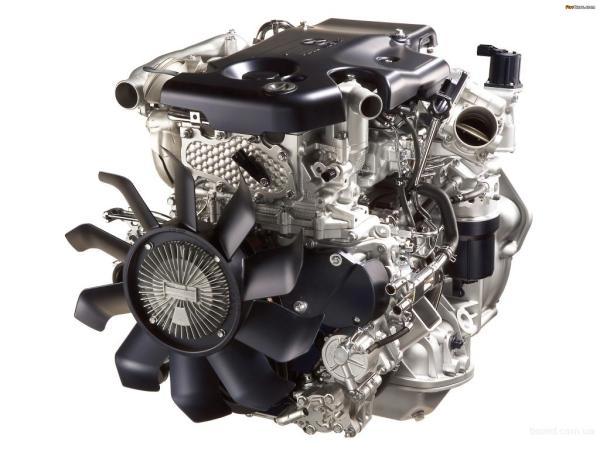 Запчасти для дизельного двигателя Isuzu 4JJ1 - продам ...