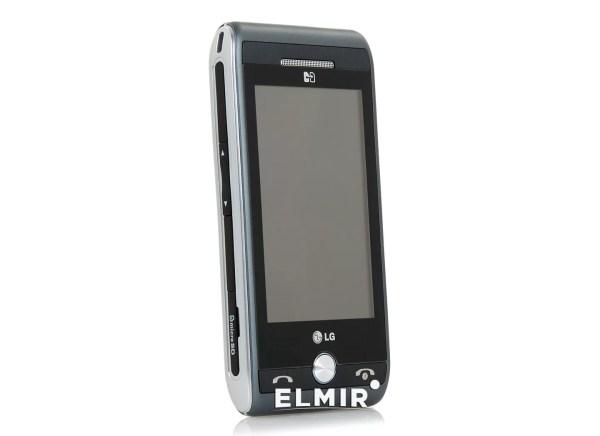 Мобильный телефон LG GX500 Black купить недорого: обзор ...