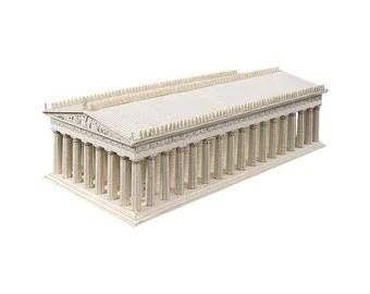 The Parthenon Paper Model (KIT)