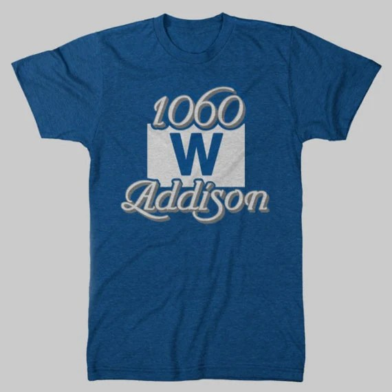 Wrigley Field Chicago Cubs T-Shirt