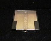 Art Deco Compact Vintage Richard Hudnut Compact 1930's Powder Compact Rouge Compact Mirror Compact