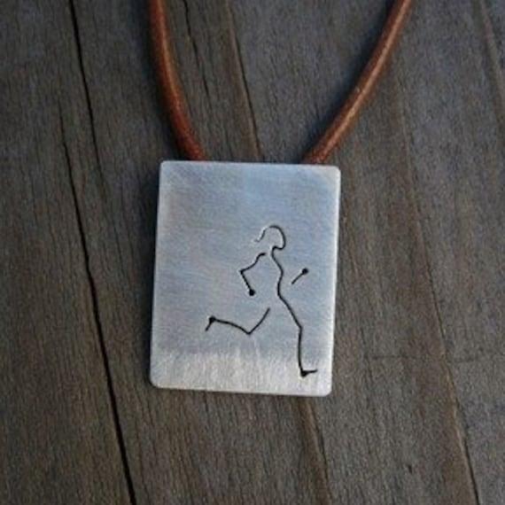 Running pendant - HelenODea