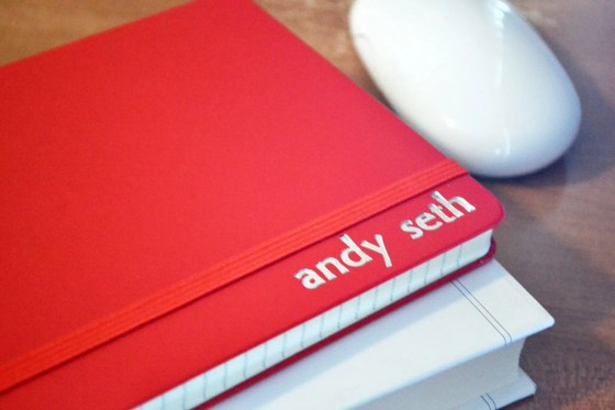 Personalized Moleskine Ruled Notebook/Journal- moleskinebusiness