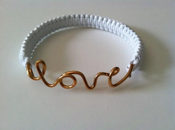 WRIST SOIREE: Love Bracelets (Gold tone only)
