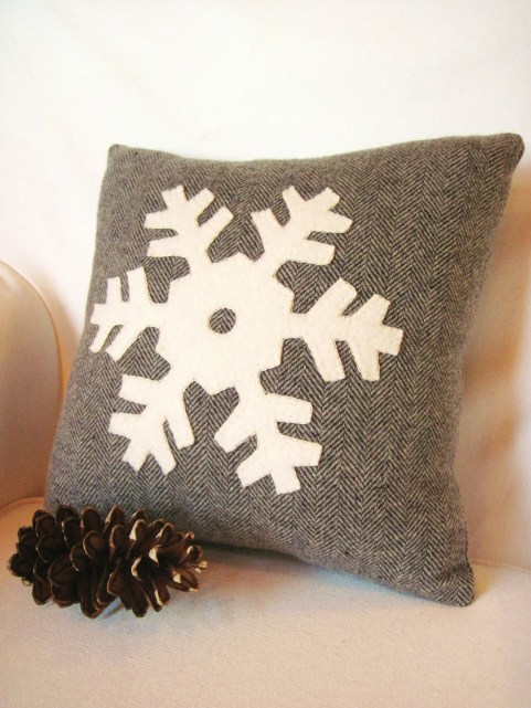 Etsy Christmas Pillow