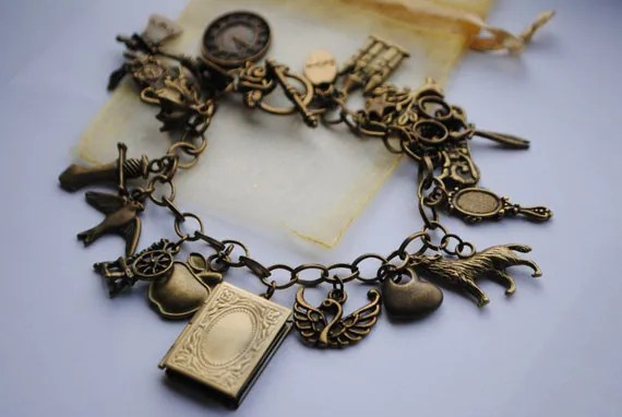 Once Upon A Time ULTIMATE Storybrooke Main Characters Bracelet