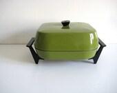 Avocado Green Grill - seaofturnips