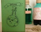 NEW LINE - Potions Notebook