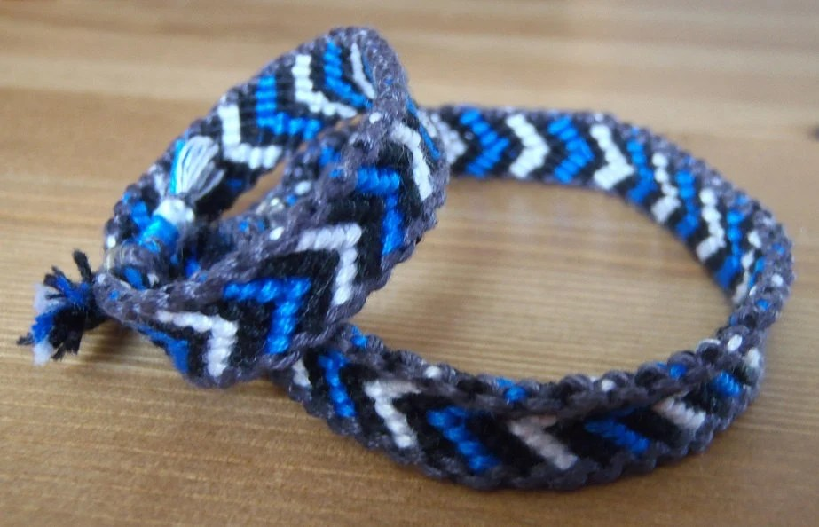 Knotted Bracelet Set (2) - Father/Son - Made to Order