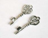 4 Silver Keys