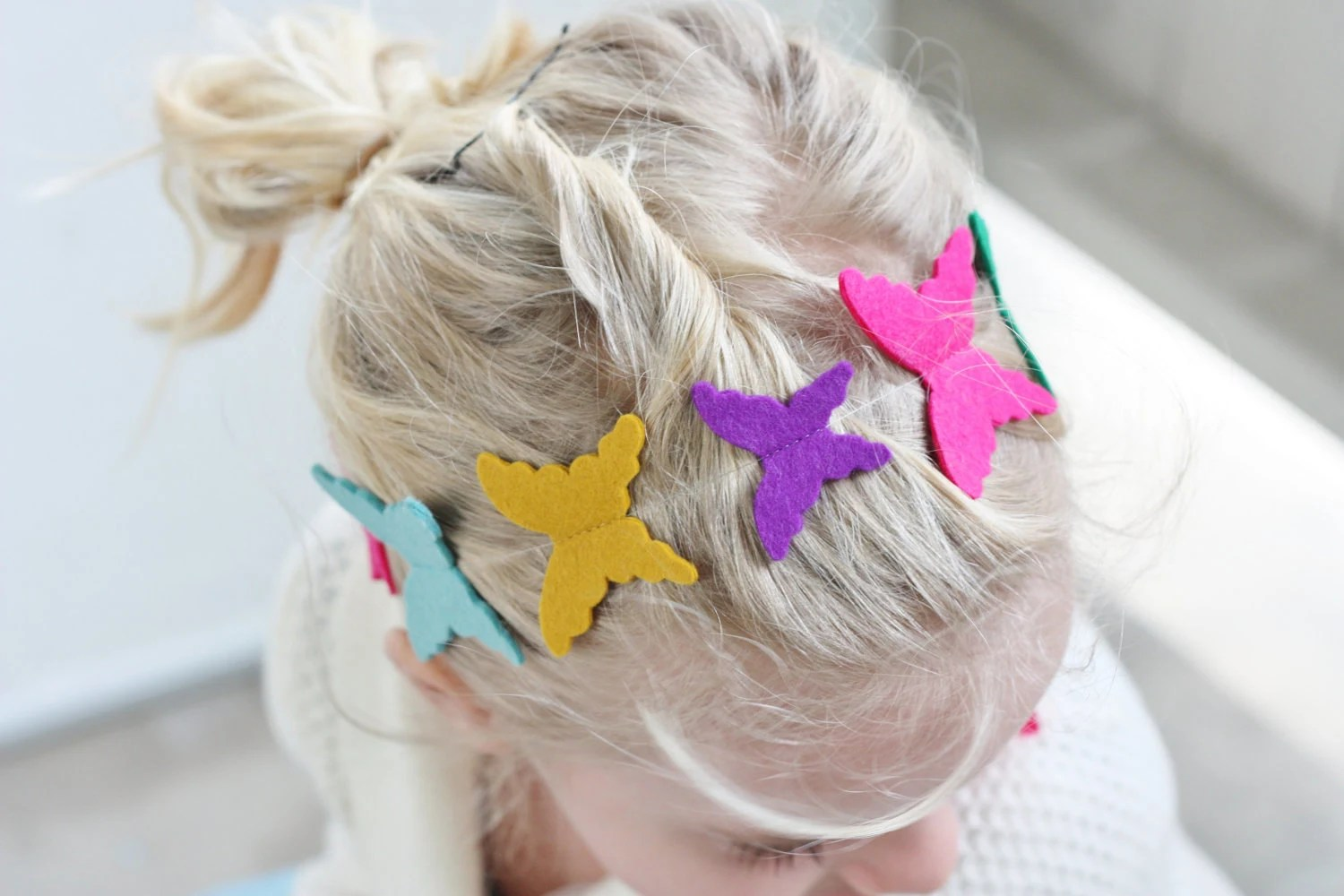 Butterfly Headband for Easter/Spring