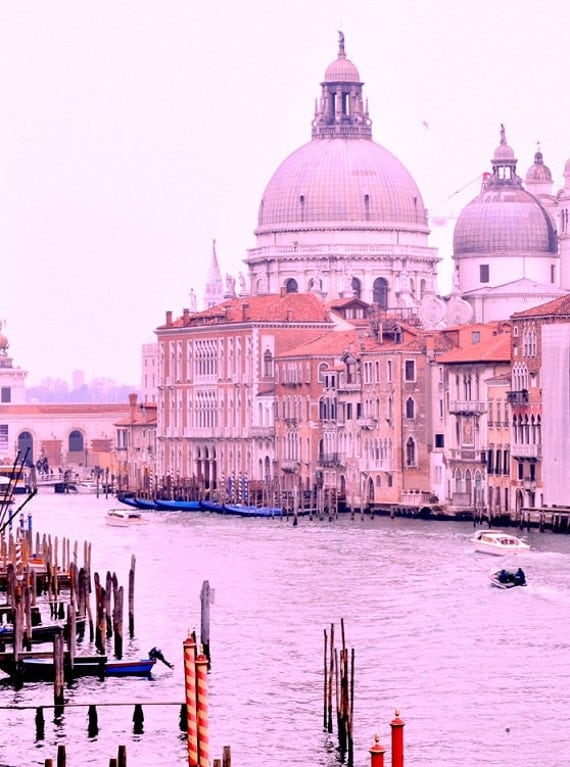 Venice - Rose Tinted
