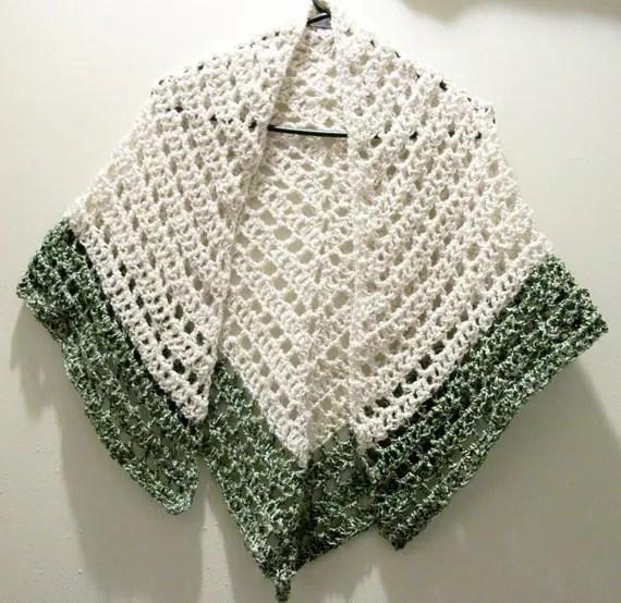 Triangle Shawl - $58