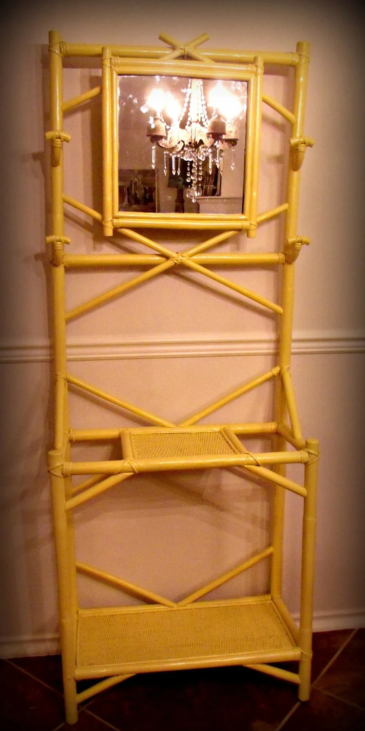 "vintage entryway ""tree stand"""