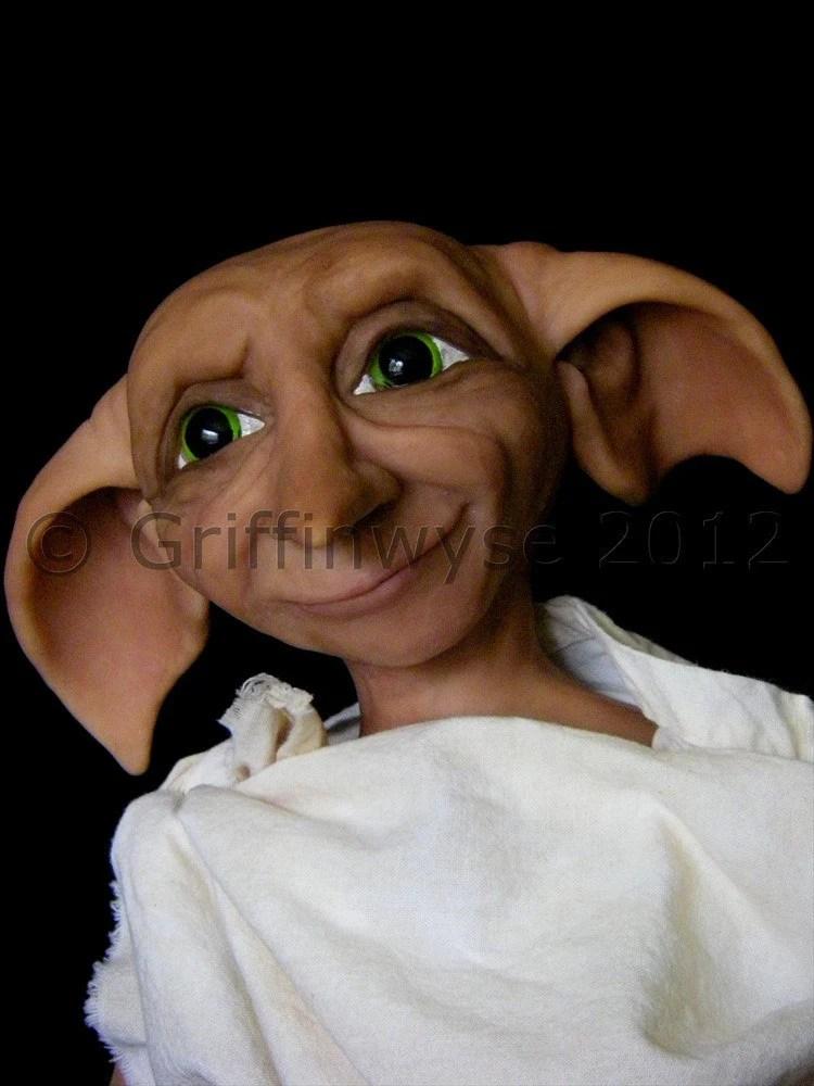 """House Elf - """"Dobby""""  Custom order"""