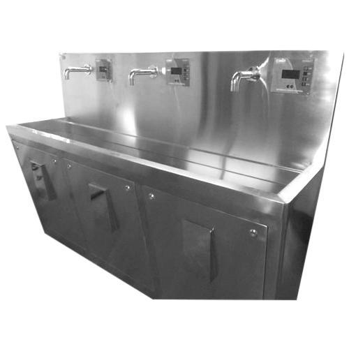 surgical scrub station ss 0011