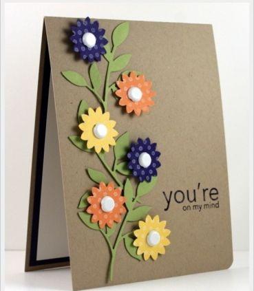 Handmade Invitation Greeting Card