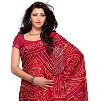 Image result for bandhani sarees
