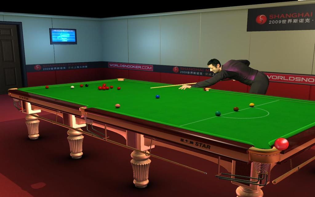 Download WSC Real 09 World Snooker Championship 2009 PC