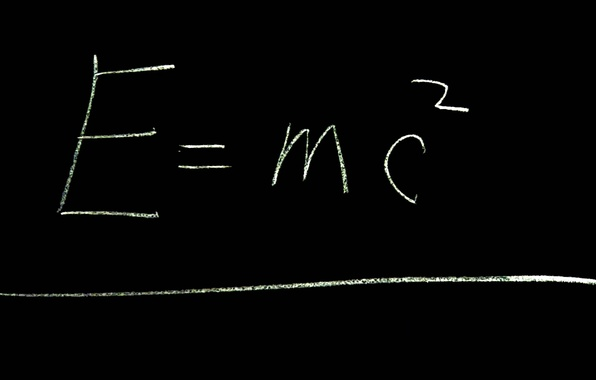 Wallpaper Energy physics Einstein Emc2 the theory of