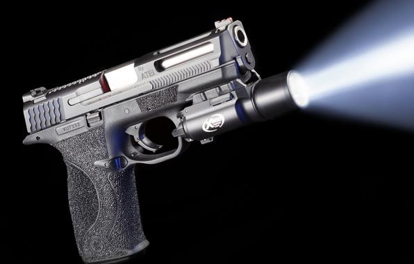 Wallpaper Light Gun Background Ray Flashlight Smith